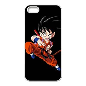 Exquisite stylish Cartoon phone protection shell iPhone 5,5S Cell phone case for Dragon Ball Z pattern personality design