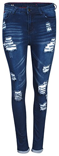 Lucky Distressed Jeans - 7