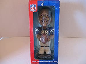 Marvin Harrison Hand Painted Bobble Head Doll
