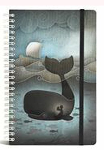 Gift Trenz Franklin Mill Three Days Wire Notebook, Ruled (1237)
