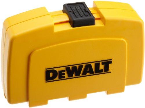 DEWALT DW1177 20-Piece Black-Oxide Metal Drill Bit Set