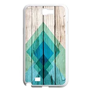 Aztec Wood ZLB605288 Personalized Case for Samsung Galaxy Note 2 N7100, Samsung Galaxy Note 2 N7100 Case