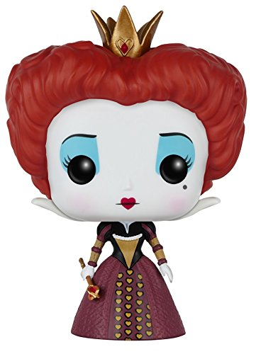 Funko POP Disney: Alice in Wonderland - Queen of Hearts Action Figure