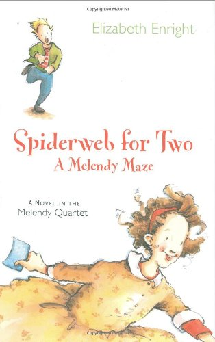 Read Online Spiderweb for Two: A Melendy Maze PDF