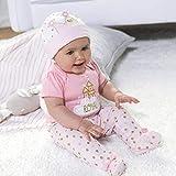 Gerber Baby Girls 4-Piece Sleep 'N