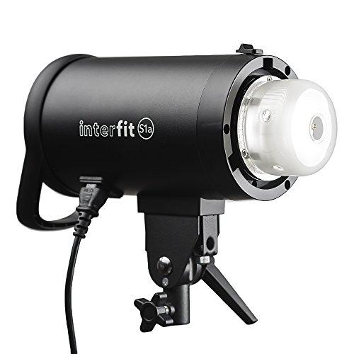 Interfit Meter Flash - Interfit S1A 500Ws HSS TTL AC Powered Monolight