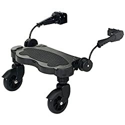 ABC Design Kiddie Ride On Board (Black)