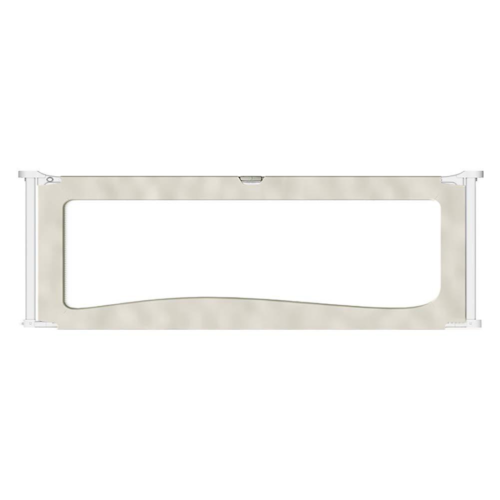 ベッドフェンス- ベッドサイドバッフル/ベッドテールバッフル、補助足なし、ベッドガードレールと併用する必要があります - (色オプション、高さ60 cm) (色 : Gray, サイズ さいず : 150cm) 150cm Gray B07MTG45PP