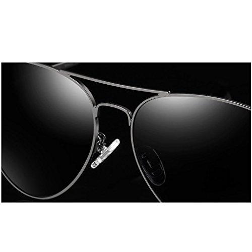Ombres De Mode Couleur Rétro B A 80 Designer Unisexe Soleil Années de Hommes Aviator Style Dames Lunettes Lentille UV400 ApwAqH7C