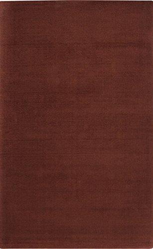 Mystique Dark Rust Rug Rug Size: 8