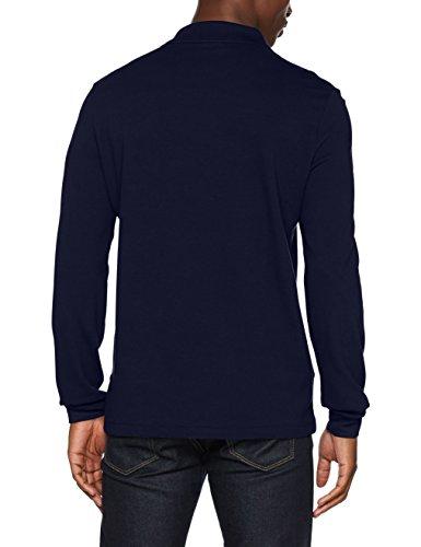 Lacoste L1312-00 Herren Poloshirt,Blau (Marine), Gr.XXXX-Large (Herstellergröße: 9)