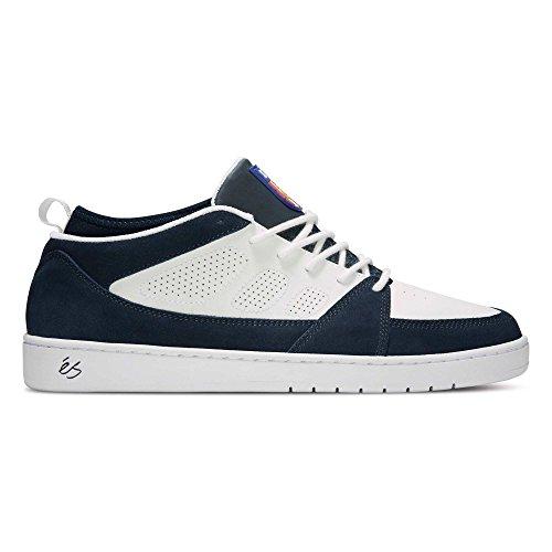 Herren Skateschuh Es SLB Mid Skateschuhe white/navy