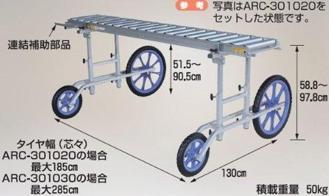 ハラックス アルベア用移動フレーム ARC-2012N (別売部品) B075JCWGR8