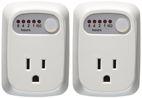 (Simple Touch C30004 The Original Auto Shut-Off Safety Outlet, Multi Setting, 2 Count)
