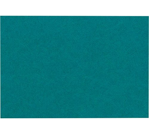 Correspondence Casual Cards (A6 Flat Card (4 5/8 x 6 1/4) - Teal (250Qty) | Perfect for Personal Stationery, Invitation Suite Inserts, Casual Correspondence and much more! | EX4030-25-250)