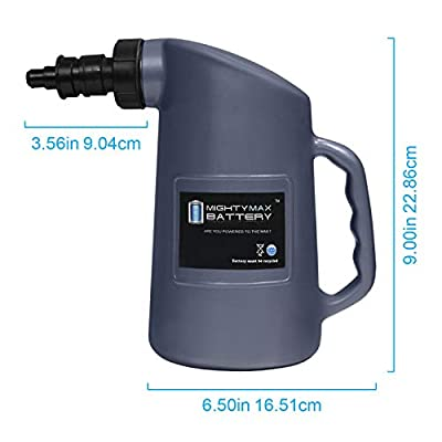 Mighty Max Battery CAR Battery Filler JUG Type Brand Product: Electronics