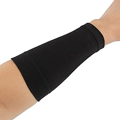 1 banda de compresión para tatuaje de brazo superior, color negro ...