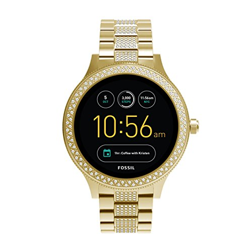 Fossil Gen 3 Smartwatch - Q Venture Gold-Tone Stainless Steel FTW6001 by Fossil