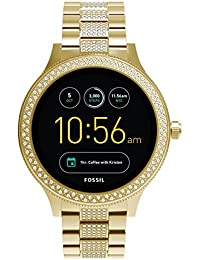 Gen 3 Smartwatch - Q Venture Gold-Tone Stainless Steel FTW6001