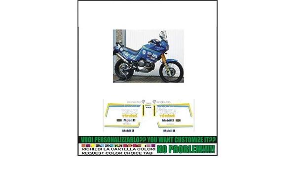 Emanuel & Co XT 750 Z Super TENERE Replica SONAUTO Paris Dakar: Amazon.es: Coche y moto