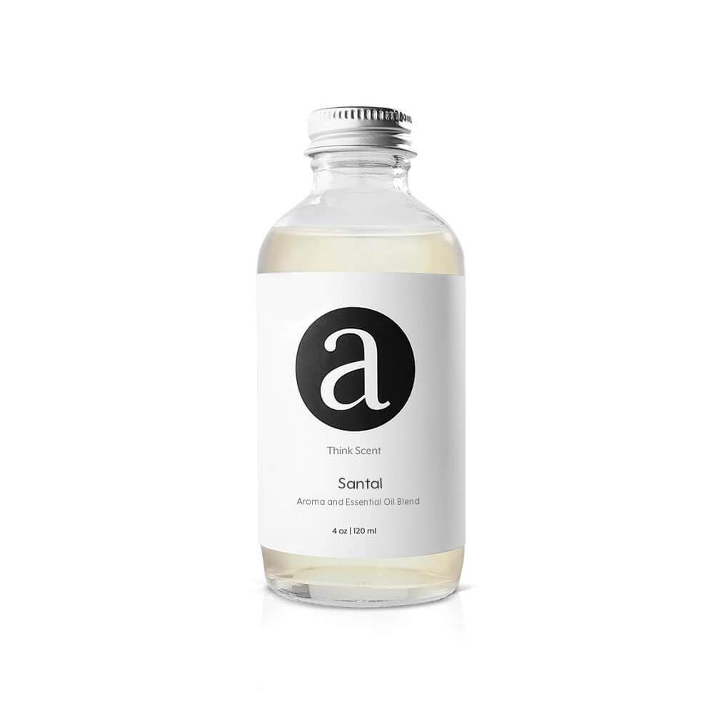 Santal for Aroma Oil Scent Diffusers - 120 milliliter by AromaTech