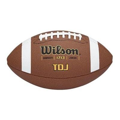 Wilson TDJ Composite Game Football