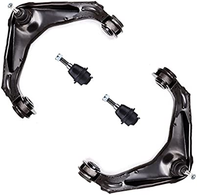 SCITOO 6pcs Suspension Kit 2 Front Lower 2 Upper Control Arm 2 Rear Lower Control Arm fit for 1999-2004 Jeep Grand Cherokee K640773 K640797 K641869