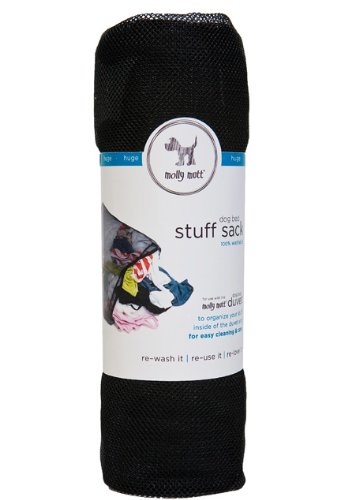 molly mutt Dog Bed Stuff Sack, Huge - Durable, Washable