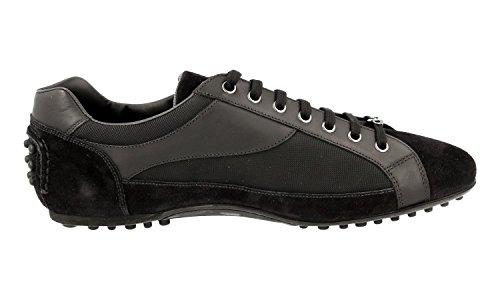 Sneaker In Pelle Da Uomo Kue744 Zi6 F0002