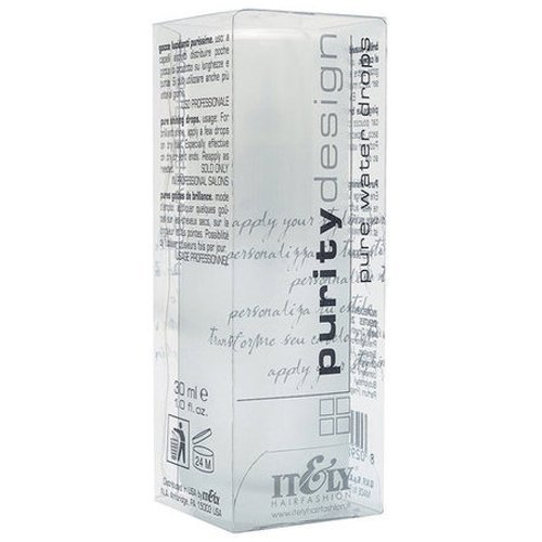 Ly Purity Design (IT&LY Purity Design Pure Water Drops - 0.69 oz)