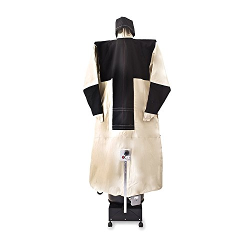 EOLO Ironman RD IronDryer SA13 MANNEQUIN IRON and DRY SMOCKS, SHIRTS, PANTS, ARABIC DRESSES (Kandura, Burqa ...) Professional 230 Volts (before order on demand 110-120 Volts) by EOLO H&P
