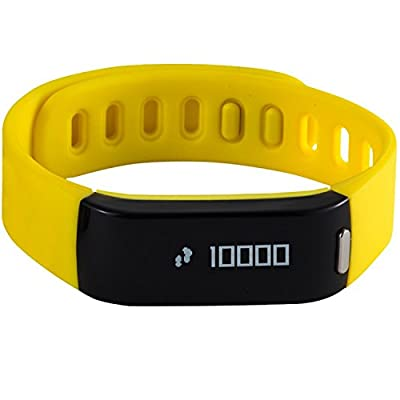 HeHa Wireless Fitness Activity and Sleep Monitor Waterproof Fitness Trackers for Kids