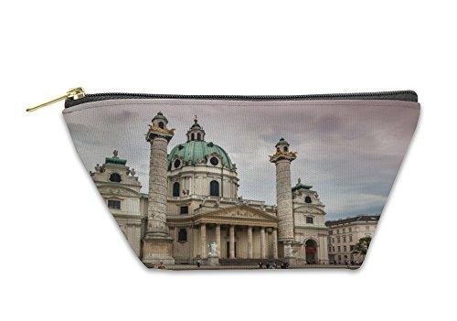 Gear New Accessory Zipper Pouch, Karlskirche Church, Large, 5904679GN by Gear New