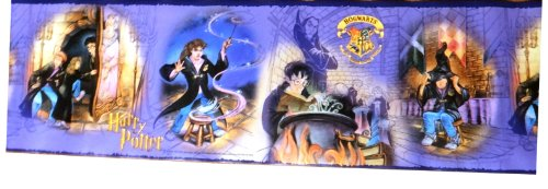 - Harry Potter and The Sorcerer's Stone Wallpaper Border