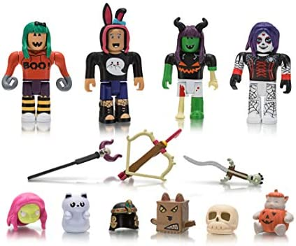 Roblox Celebrity Collection Mischief Night Mix Match Set - toy knife roblox