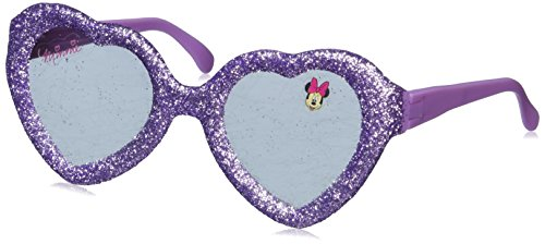 Glitter Heart Glasses   Disney Minnie Mouse Collection   Party Accessory]()