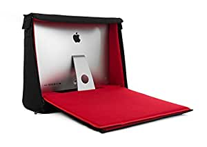 "NSP Cases - Bolsa de viaje para iMac (27""), correa de hombro"