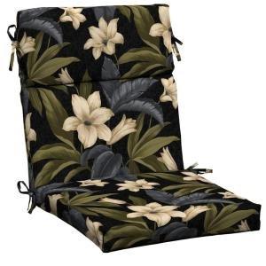 Amazon Com Outdoor Patio Furniture Chair Cushions Reversible Deep