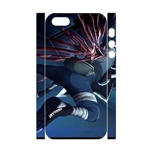 2 iphone 5 5s Cell Phone Case 3D Hatake Kakashi Naruto 91INA91325549