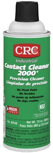 03150 CRC Industries Contact Cleaner 2000 Contact Cleaner by CRC