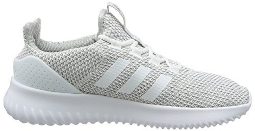 adidas Cloudfoam Ultimate, Scarpe da Fitness Unisex-Adulto Bianco (Ftwr White/Ftwr White/Grey Two F17)