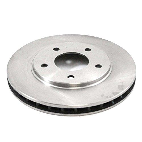 DuraGo BR5566 Front Vented Disc Brake (Vented Brake Disk)