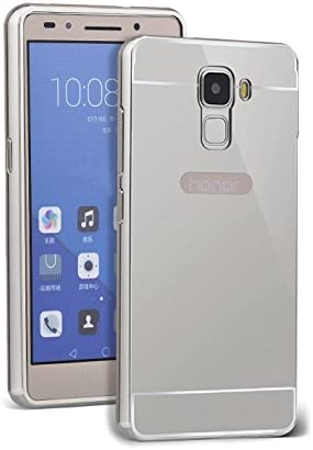 Huawei Honor 7 Funda de movil - TOOGOO(R)Aluminio Metal Tope ...