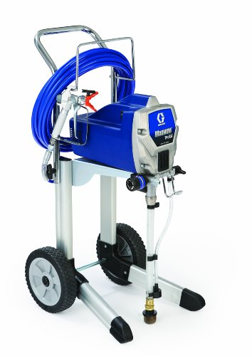 Graco Magnum 261820 ProX9 Hi-Boy Cart Airless Paint Sprayer