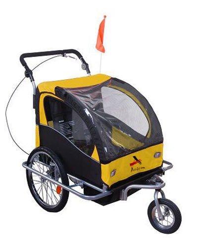 Age Limit Jogging Stroller - 5