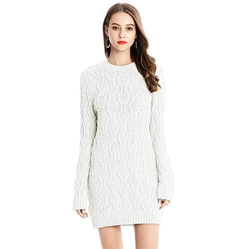 Mazf Mazf White Femme Robe Robe Femme Longue Mazf Longue White Robe Longue Femme yvmn0NO8Pw