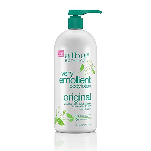 Alba Botanica Very Emollient Original Body Lotion, 32 oz. (Alba Botanica Very Emollient Body Lotion Original)