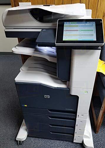 HP Laserjet Enterprise 700 Color MFP M775z Tabloid/Ledger-Size Color Laser Multifunction Printer (CC524A) - 30ppm, Copy, Print, Scan, Auto Duplex, Network, 4 Trays