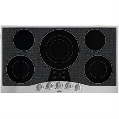Viking electric cooktop Gallery Frigidaire Image Unavailable Image Not Available For Color Viking 36quot Electric Cooktop Amazoncom Amazoncom Viking 36