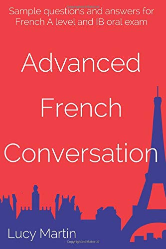 Aqa french gcse sample speaking questions for general conversation.